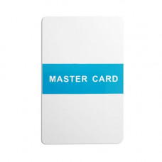 Cartela de proximitate Master T-MC, Mifare S50, rezistent la apa