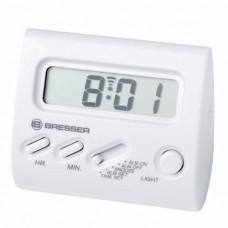 Ceas cu alarma Bresser Yo-yo 8010090GYE000