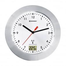 Ceas de perete cu termometru Bresser MyTime Bath RC 8020114