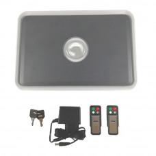 Sistem de alarma antiefractie wireless Safe4u RO911101AA, infrasunet, 120 dB, 800 m2