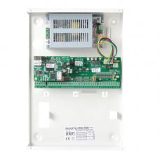 Centrala alarma antiefractie Inim SmartLiving 1050 cu cutie metalica cu traf, 10 partitii, 20 zone, 50 utilizatori