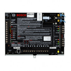 Centrala antiefractie, antiincendiu si control acces Bosch B8512G, 8 partitii, 99 zone, 2048 evenimente