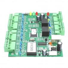 Centrala control acces Seac ACS2U, 2 usi bidirectionale, 20000 utilizatori, 100000 evenimente