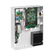 Centrala control acces TCP/IP Rosslare AC-215IP-BE, 2 cititoare, 30000 utilizatori, 20000 evenimente