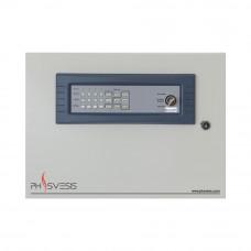 Centrala de incendiu conventionala 4 zone PH Svesis Matrix M2004-G8M, certificare ETL