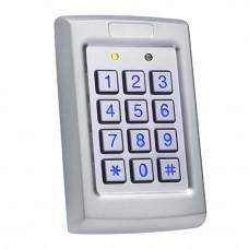 Cititor/controler antivandal ROSSLARE AYC - Q54B, 500 utilizatori, PIN, IP 65