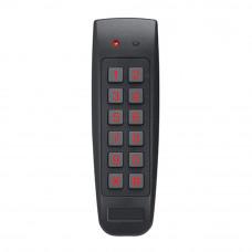Cititor/controler ROSSLARE AYC - G54, 500 utilizatori, PIN, IP 65