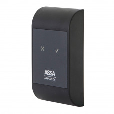 Cititor de proximitate Assa Abloy Pando Mini, 13.56 MHz, 12-24 V, IP 65