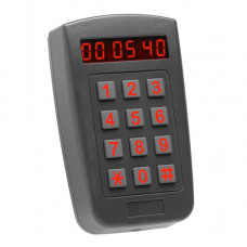 Cititor de proximitate cu tastatura Rosslare AY-F66, RFID, 125 KHz
