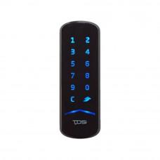 Cititor de proximitate cu tastatura TDSI 5002-0621, 13.56 MHz, 7-14 V