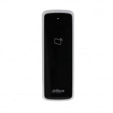 Cititor de proximitate RFID Dahua ASR1200D, Mifare 13.56 MHz, IP 65, interior/exterior