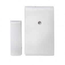 Contact magnetic Inim Air2-MC200B, wireless, alb