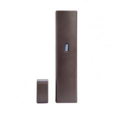 Contact magnetic Inim Air2-MC300M, wireless, 2 terminale, maro