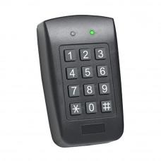 Controler stand alone pentru exterior ROSSLER AC-F43, PIN, 500 utilizatori, 2 intari