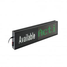Controler zonal pentru sisteme de parcare RF-PAZ12E