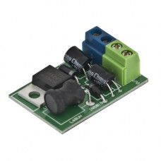 Convertor de tensiune PCB-504, intrare 12-28 Vcc, iesire 12 Vcc