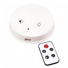 amera spion disimulata in detector de fum, 960 p, microfon incorporat, detectia miscarii