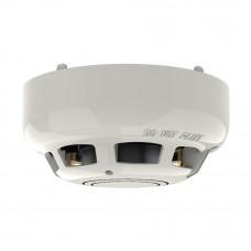Detector de fum fotoelectric si termic Hochiki ESP Marine ACC-ENM, aplicatii marine, carcasa PC ivorie, vizibilitate 360 grade