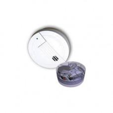 Detector de fum optic stand-alone wizMart NB-739B-1, SMD, 9V, buzzer 85 dB