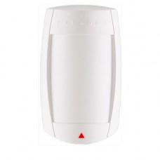 Detector de miscare dual de interior Paradox DG75+, 11 x 11 m, 90°, pet immunity