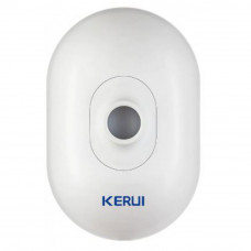 Detector de miscare PIR wireless KR-P861, 6-12 m, 433.92 MHz