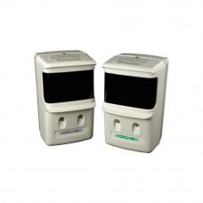 Detector optic de fum tip bariera Hochiki CDX SPC-ET, 5 - 100 m, 1500 m2, interfatare ESP