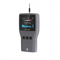 Detector RF de banda larga JJN Digital PRO-W10GX, 0-10 GHz, 2.5 inch, 1000 evenimente