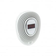 Detector wireless de monoxid de carbon KR-CD18, 100 m, 433.92/868 MHz