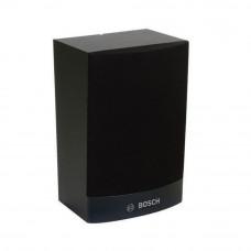 Difuzor cabinet cu potentiometru pentru volum Bosch LB1-UW06V-D1, 6 W, aparent, negru