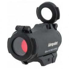 Dispozitiv de ochire cu prindere Weaver/Picatinny Aimpoint Micro H2 2MOA