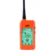 Receptor cu LCD pentru X20 Dog Trace, portocaliu