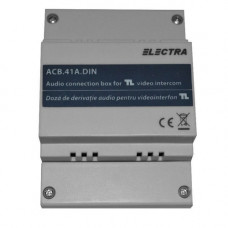 Doza derivatie audio Electra ACB.41A.DIN