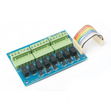 Card de iesire Advanced Electronics EXP-008, 8 iesiri, 30 V, 1 A