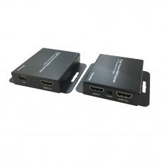 Extender HDMI Dahua PFM700-E, cablu UTP, 1 canal video, 50m