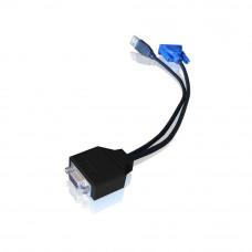 Frame-grabber VideoGhost PRO VGA KL14, 16 GB