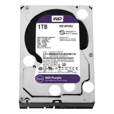 Hard Disk Western Digital Intellipower WD Purple WD10PURZ, 1TB, 64MB, 5400RPM