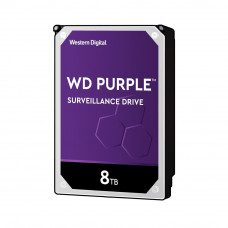Hard Disk Western Digital Purple WD82PURZ, 8TB, 256MB, 7200RPM