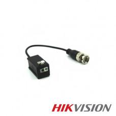 VideoBalun Hikvision HDTV pasiv cu HIKVISION DS-1H18S