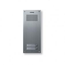 Interfon de exterior Commax DR-2UM, 2 familii, 12 V, ingropat