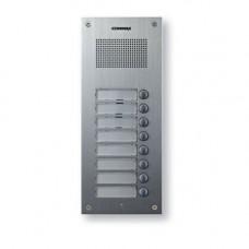 Interfon de exterior Commax DR-8UM, 8 familii, 12 V, ingropat