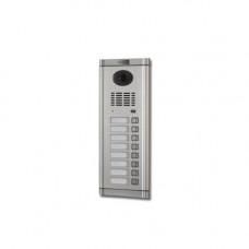 Interfon de exterior Genway CM-02NE-C 1*6, 6 familii, ingropat, vila