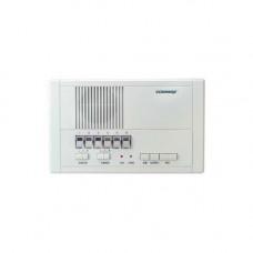 Interfon de interior Commax CM204, 2 fire, aparent, 12 VDC