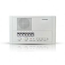 Interfon de interior Commax CM206, 2 fire, aparent, 12 VDC