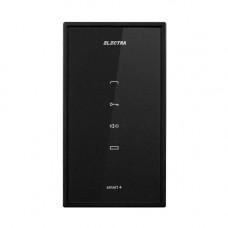 Interfon de interior Electra Smart+ ATM.0S402.ELB04, aparent, 4 fire, ABS