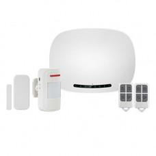 Kit alarma wireless KR-G1, 6 zone, GSM, 50 senzori