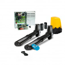 Kit automatizare poarta batanta Came 001U1492ML, 3 m, 800 Kg, 230 VAC