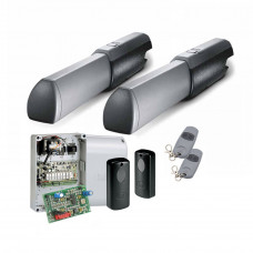 Kit automatizare poarta batanta Came 001U7088ML, 3 m, 800 Kg, 230 VAC