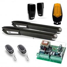 Kit automatizare poarta batanta Motorline PERSA400 230V, 3 m/canat, 300 Kg/canat, 300 W