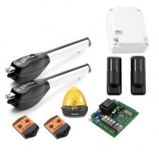 Kit automatizare poarta batanta Roger Technology R20\320, 3 m/canat, 230 V, 200 W