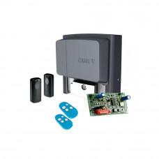 Kit automatizare poarta culisanta Came 001U2565, 14 m, 400 Kg, 230 VAC